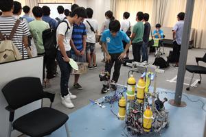 ROBOCON挑戦プロジェクト