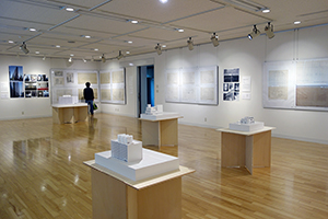 第12回村野藤吾建築設計図展 会場の様子