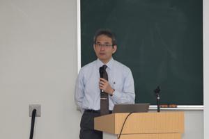 木本恒暢教授