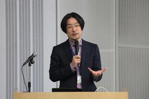 真田篤志教授