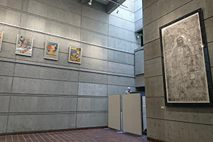 美術工芸資料館館内